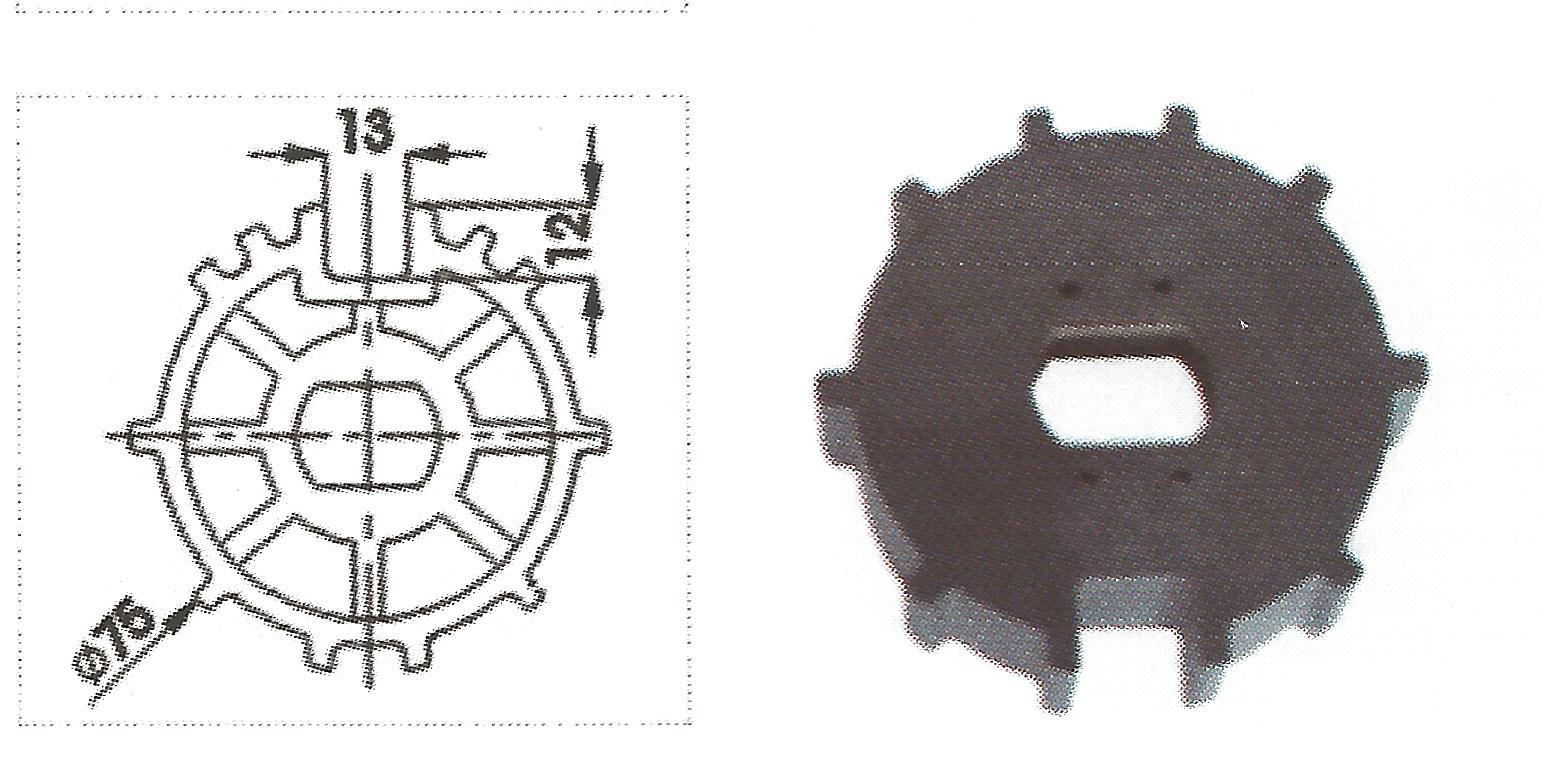 Motor tubular para toldo 40nm 70kg 12 rpm s manivela - Motor para toldo ...