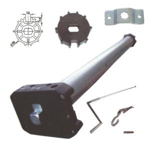 Motor tubular para toldo 50nm 90kg 12 rpm s manivela - Motor para toldo ...